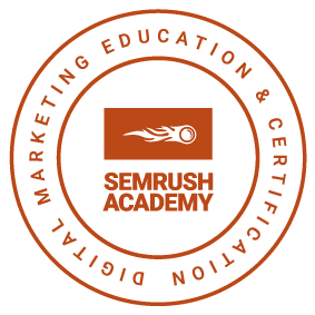 SEMRush Academy Badge