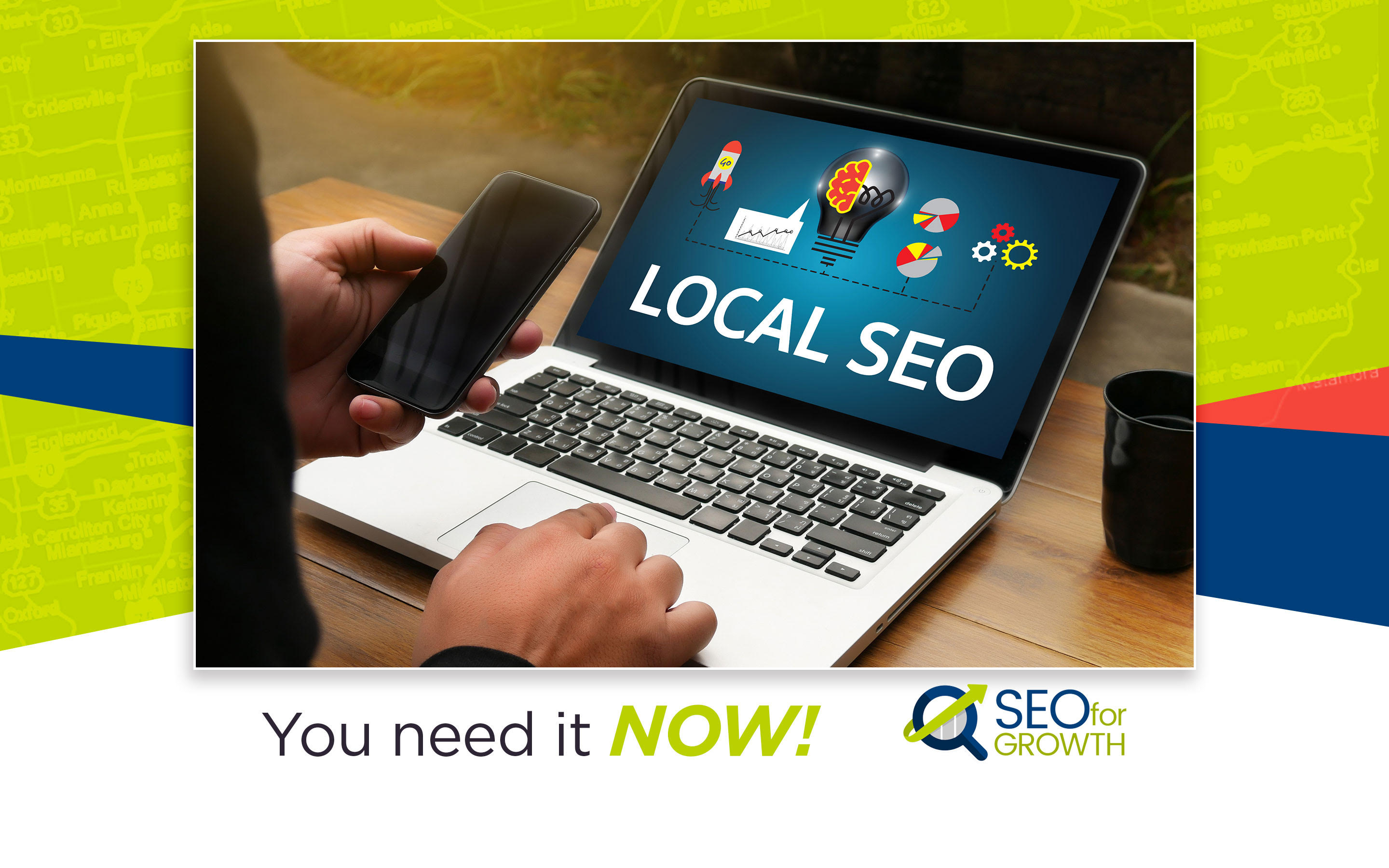 Local Search: Why You Need to Invest Now!